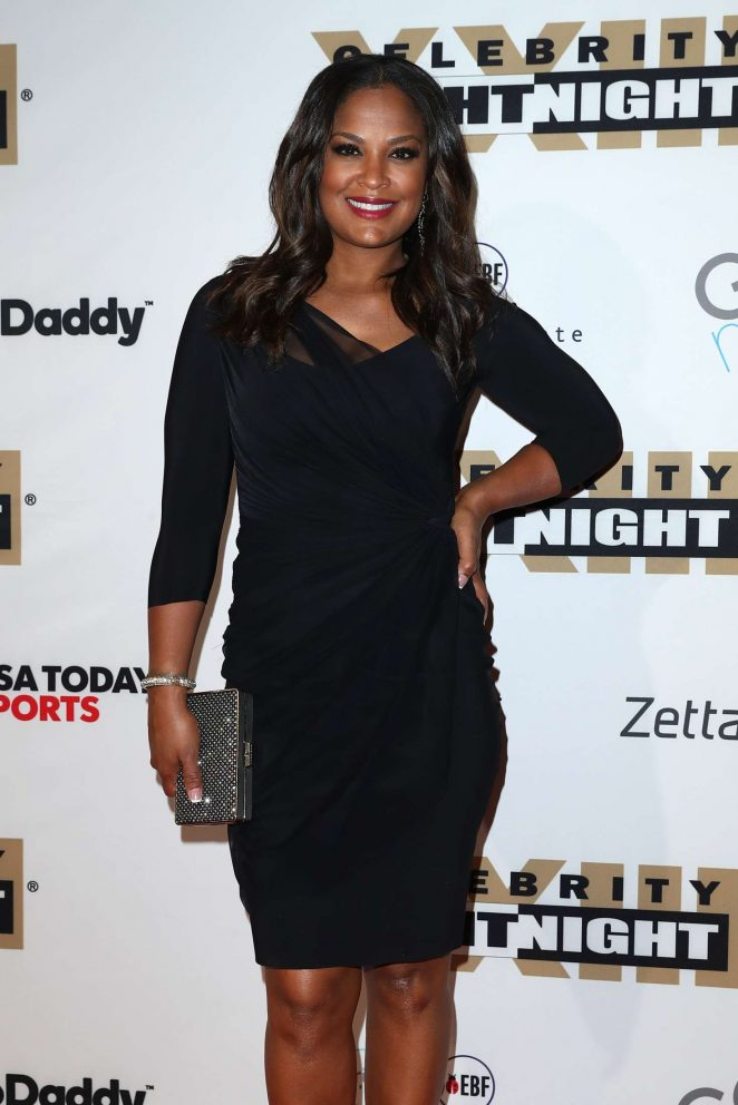 Laila Ali - Muhammad Ali's Celebrity Fight Night in Arizona