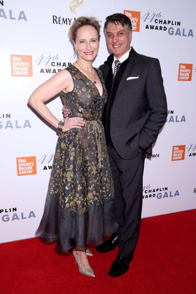 Laila Robins - 44th Chaplin Award Gala in New York