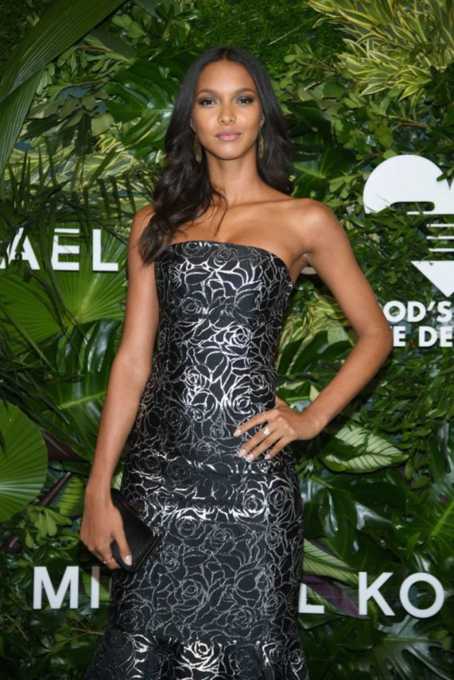 Lais Ribeiro: 11th Annual Gods Love We Deliver Golden Heart Awards -04
