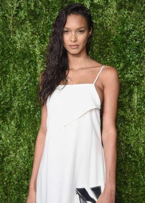 Lais Ribeiro - 13th Annual CFDA/Vogue Fashion Fund Awards in NY