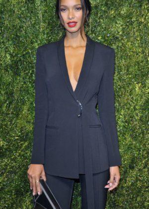 Lais Ribeiro - 2017 CFDA Vogue Fashion Fund Awards in NYC