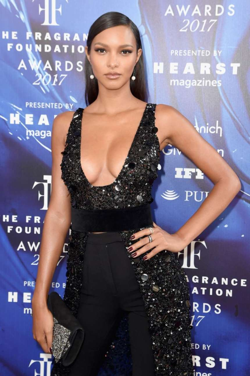 Lais Ribeiro - 2017 Fragrance Foundation Awards in New York City