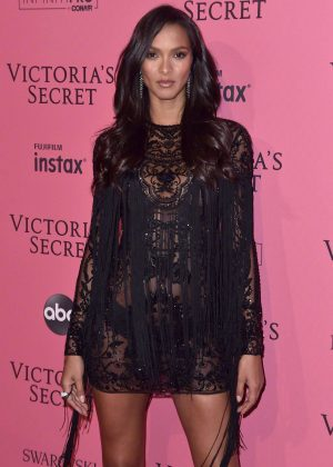 Lais Ribeiro - 2018 Victoria's Secret Fashion Show After Party in NY