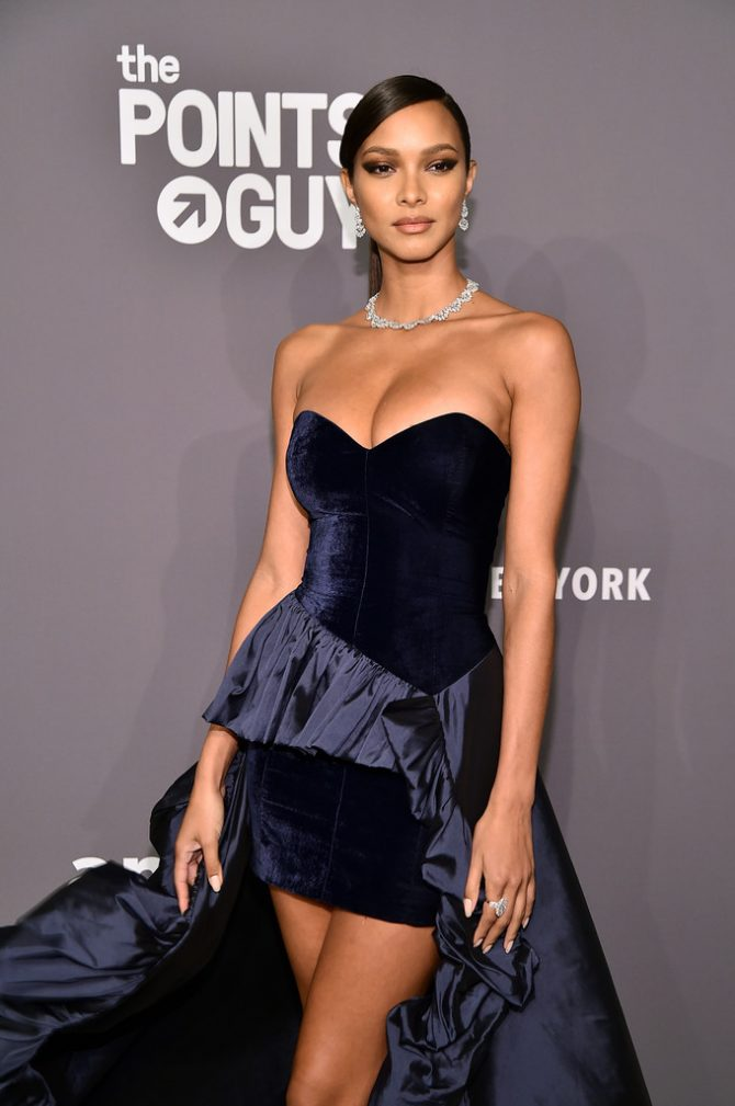 Lais Ribeiro – amfAR New York Gala 2019 in NYC