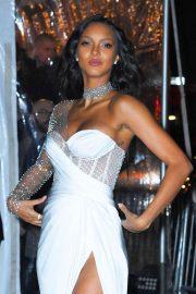 Lais Ribeiro - Arrives at the Amfar Gala in New York City