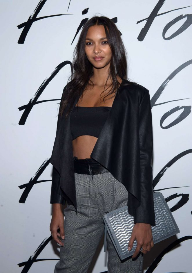 Lais Ribeiro - Fendi Launch Party in New York