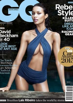 Lais Ribeiro - GQ South Africa Magazine (August 2015)
