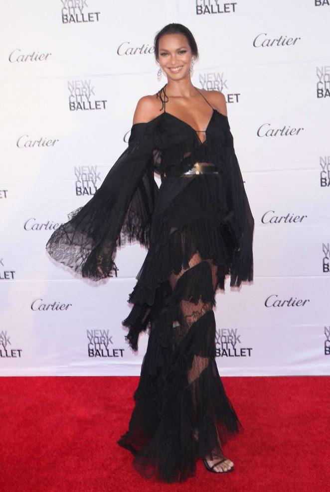 Lais Ribeiro - New York City Ballet Spring Gala in NY