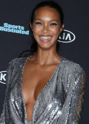 Lais Ribeiro - Sports Illustrated Swimsuit 2018 Launch Event in NY