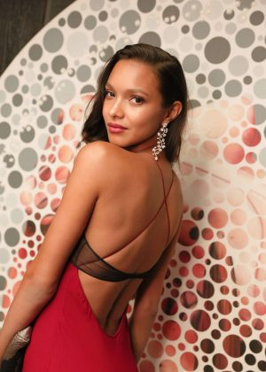 Lais Ribeiro - Up Down Hosts The Ball After Party in New York