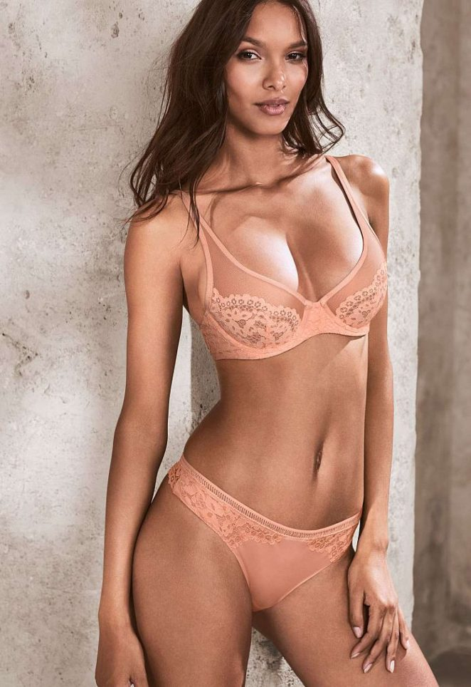 Lais Ribeiro - Victoria's Secret (January 2017) adds