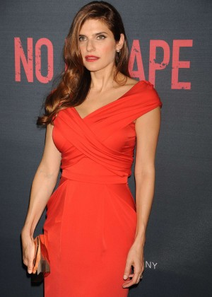 Lake Bell - 'No Escape' Premiere in LA