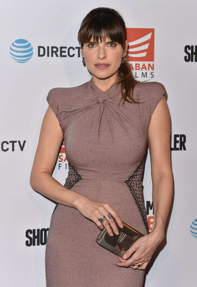 Lake Bell - 'Shot Caller' Premiere in Los Angeles