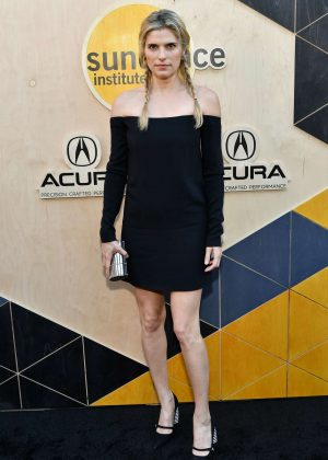Lake Bell - Sundance Institute Night Before Next benefit in Los Angeles