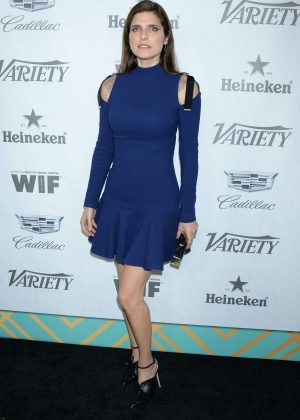 Lake Bell - Variety and Women in Film Pre-Emmy Party in LA