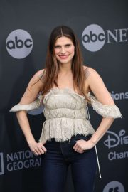 Lake Bell - Walt Disney Television Upfront Presentation in NYC