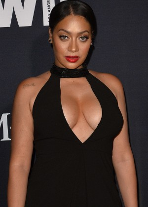 LaLa Anthony - 2016 Women In Film Pre-Oscar Cocktail Party in LA
