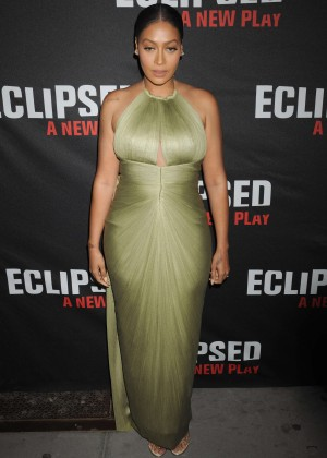 LaLa Anthony - Eclipsed Broadway Opening Night in NY
