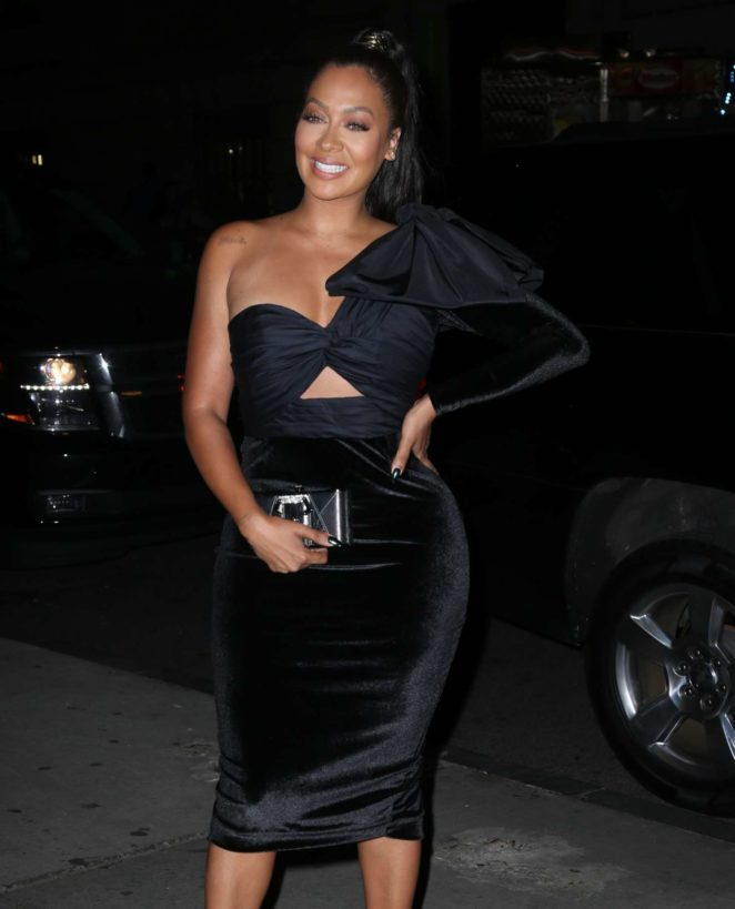 LaLa Anthony - 'Night of Stars' Gala in New York City