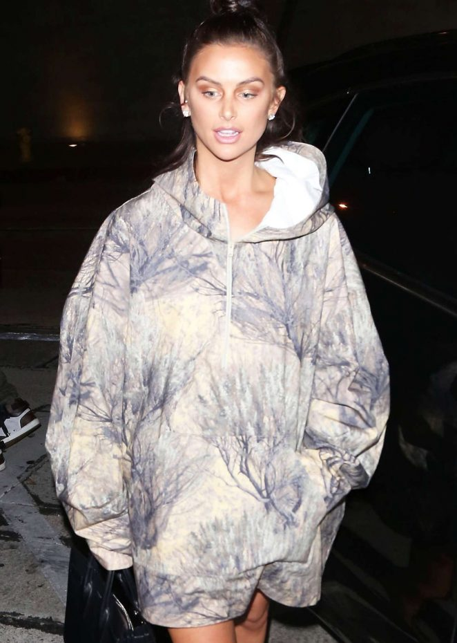 Lala Kent at Craig's in West Hollywood