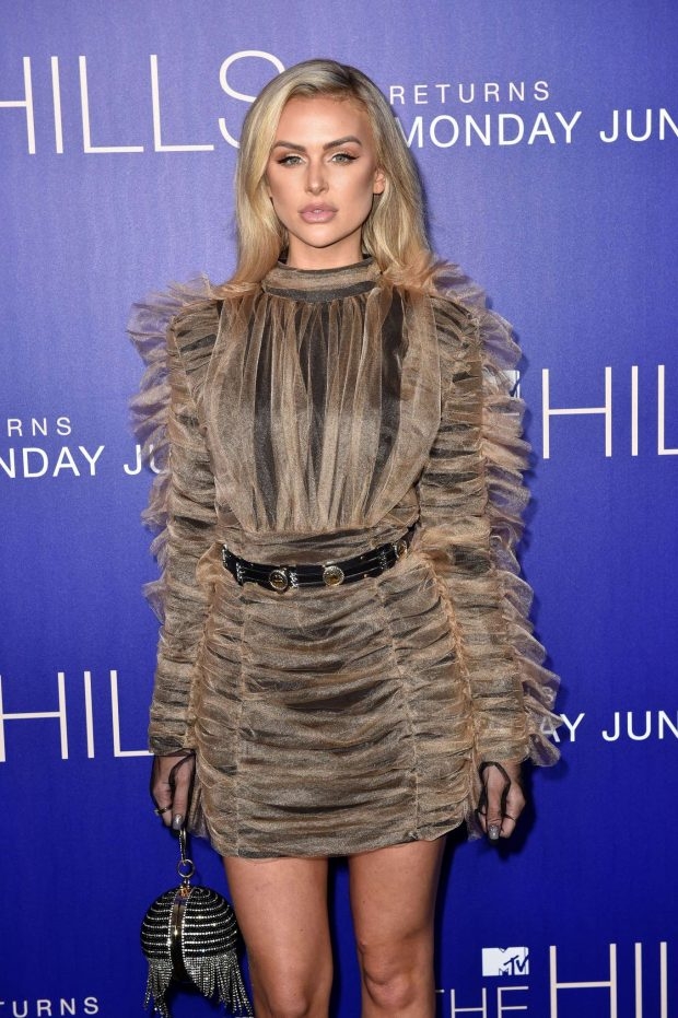 Lala Kent - The Hills: New Beginnings Premiere in Los Angeles