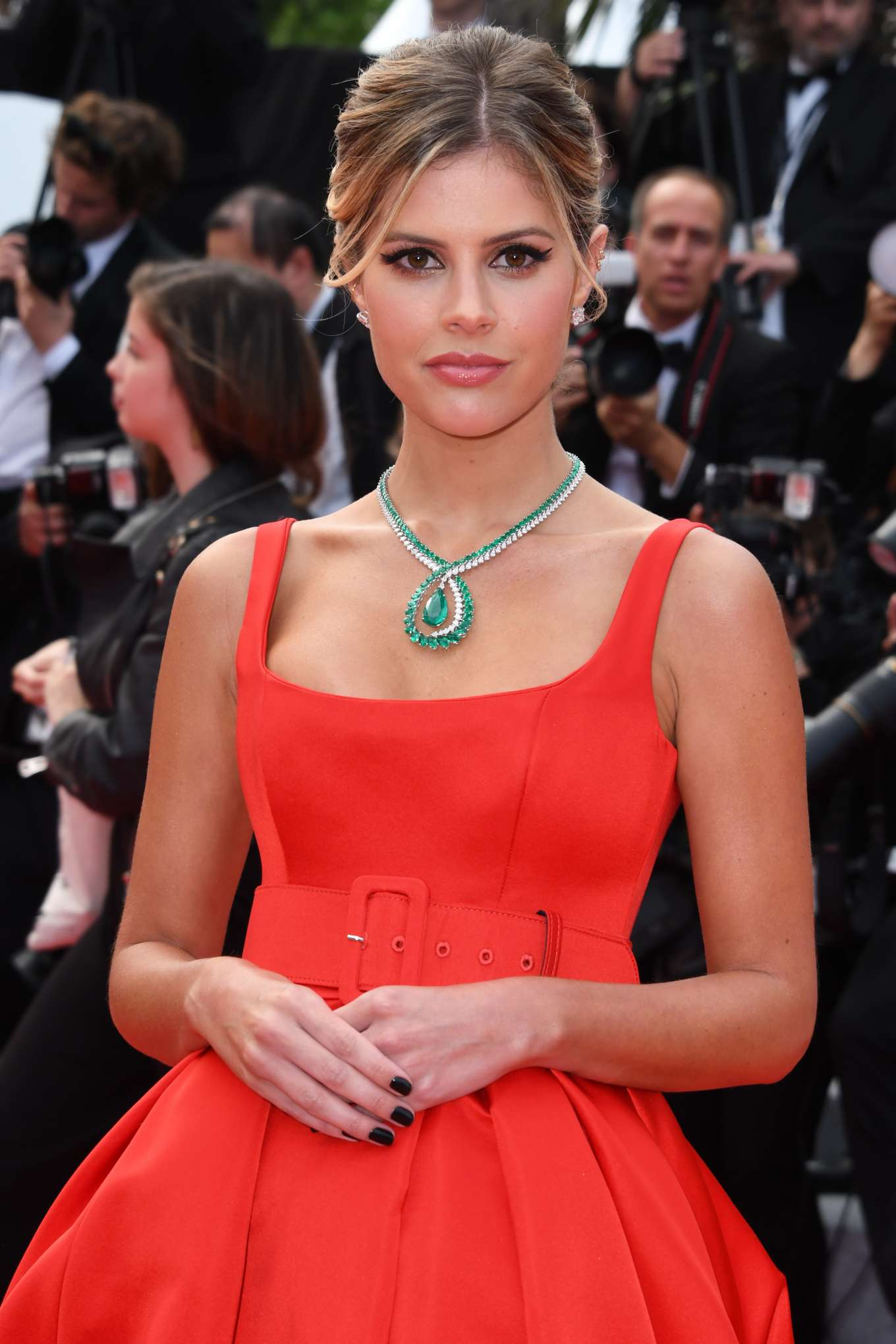 Lala Rudge - 'Oh Mercy!' Premiere at 2019 Cannes Film Festival