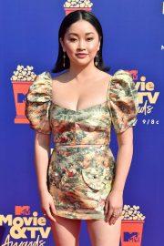 Lana Condor - 2019 MTV Movie and TV Awards Red Carpet in Santa Monica
