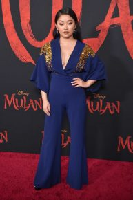 Lana Condor - 'Mulan' Premiere in Hollywood