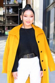 Lana Condor - Out on SUN-Day in NYC