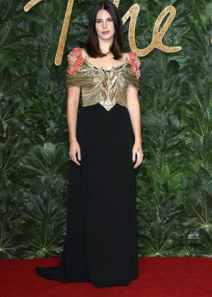 Lana Del Rey - 2018 British Fashion Awards in London