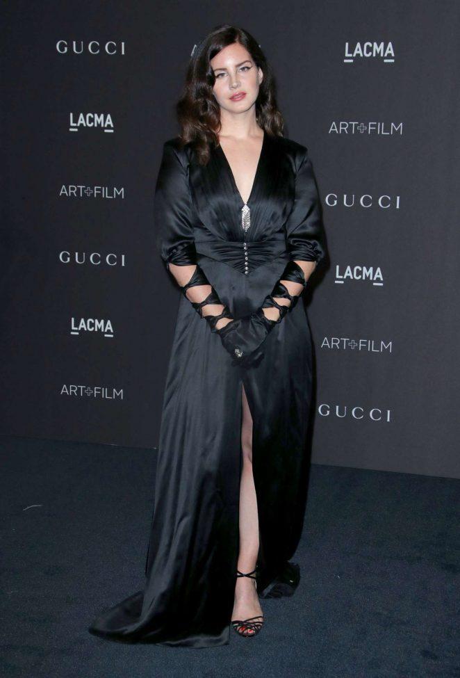 Lana Del Rey – 2018 LACMA Art+Film Gala in Los Angeles