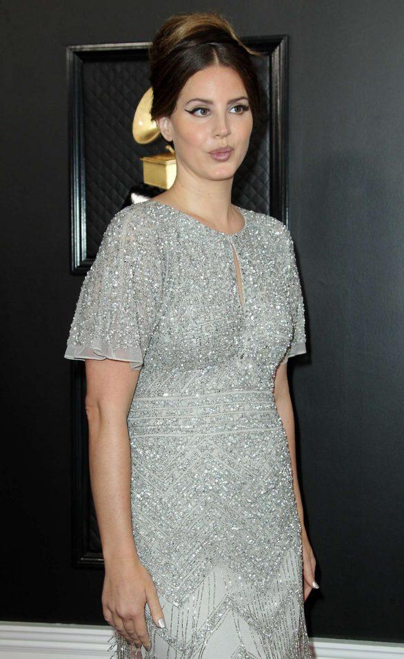 Lana Del Rey - 2020 Grammy Awards in Los Angeles