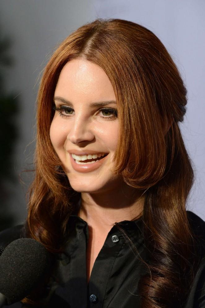 Lana Del Rey: 9th Annual GRAMMY Week Event -08