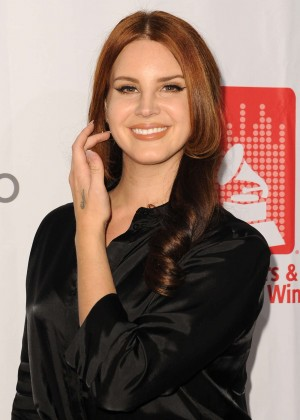 Lana Del Rey - 9th Annual GRAMMY Week Event in Los Angeles
