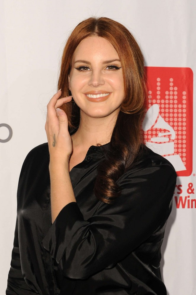 Lana Del Rey: 9th Annual GRAMMY Week Event -10