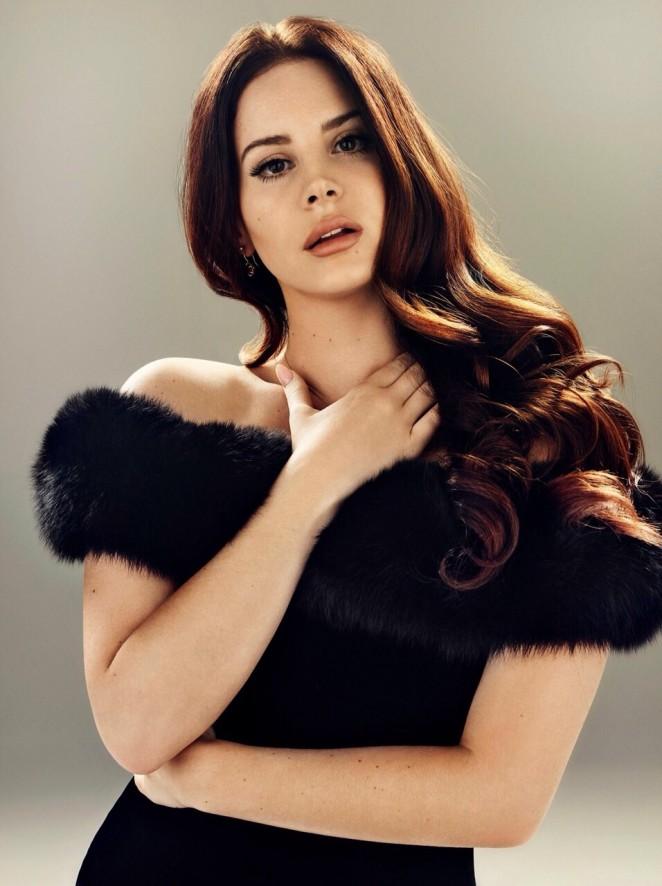 Lana Del Rey - Billboard Magazine 2015