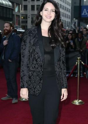 Lana Del Rey - Billboard's 10th Annual Women in Music in NY
