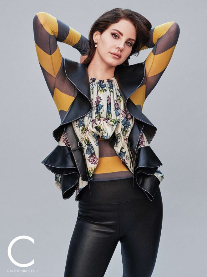 Lana Del Rey - C Magazine (March 2018)