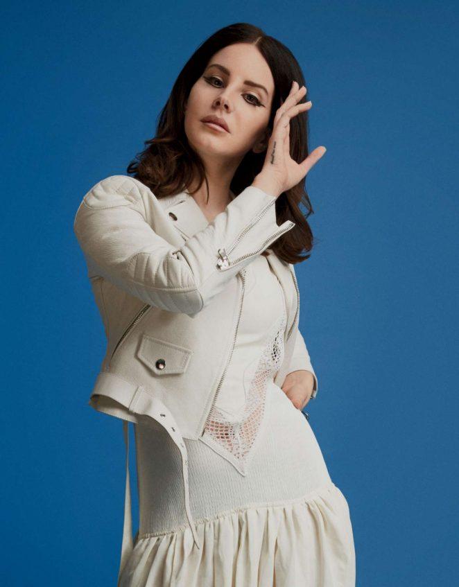 Lana Del Rey - L'Officiel Magazine (March 2018)