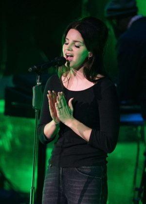 Lana Del Rey - Performs at O2 Academy Brixton in London