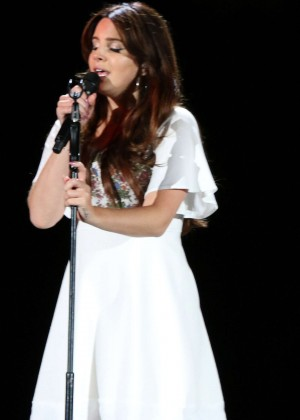 Lana Del Rey - Performs at the Hollywood Bowl