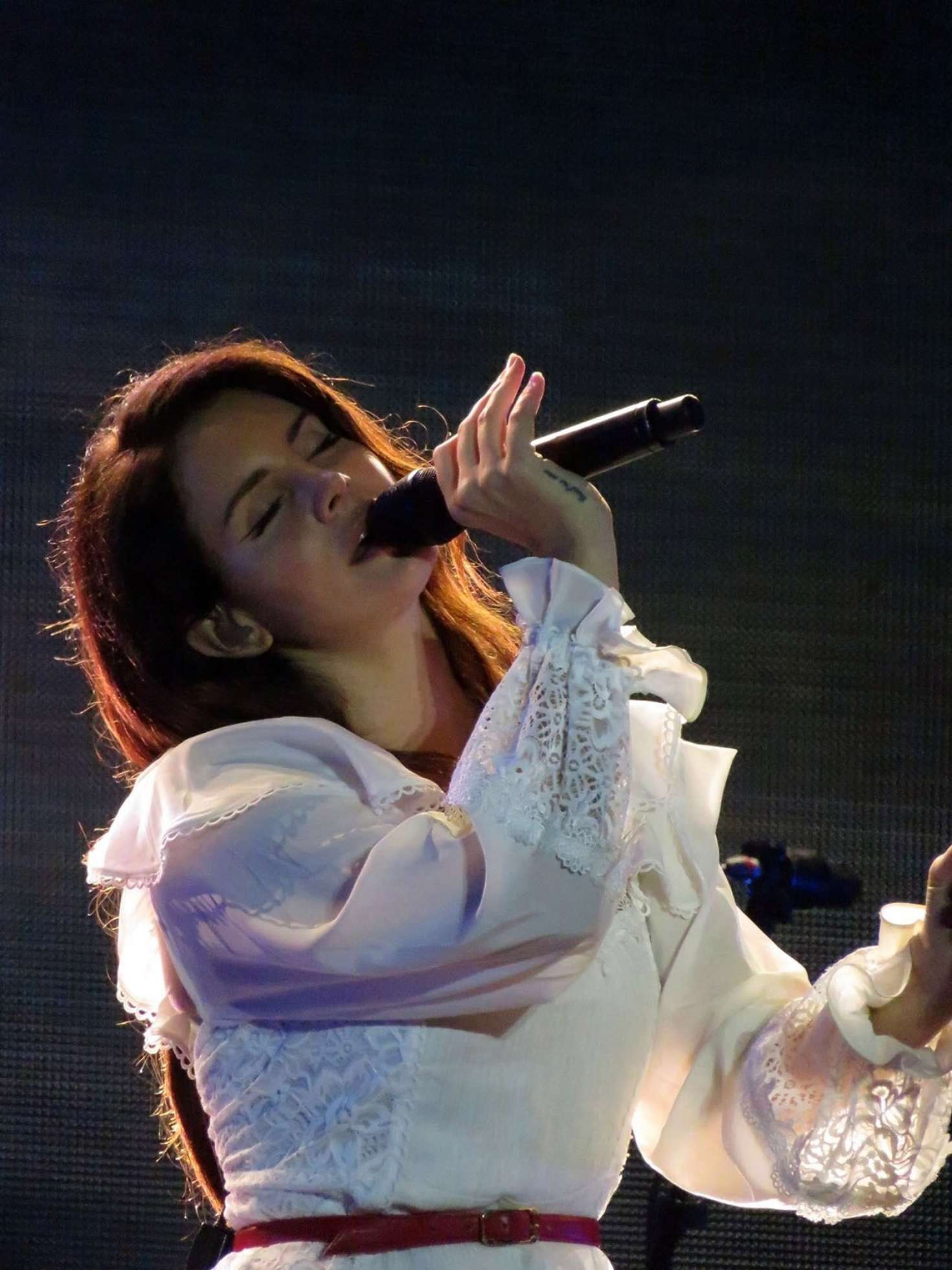 Lana Del Rey 2017 : Lana Del Rey: Performs at Way Out West Festival -01