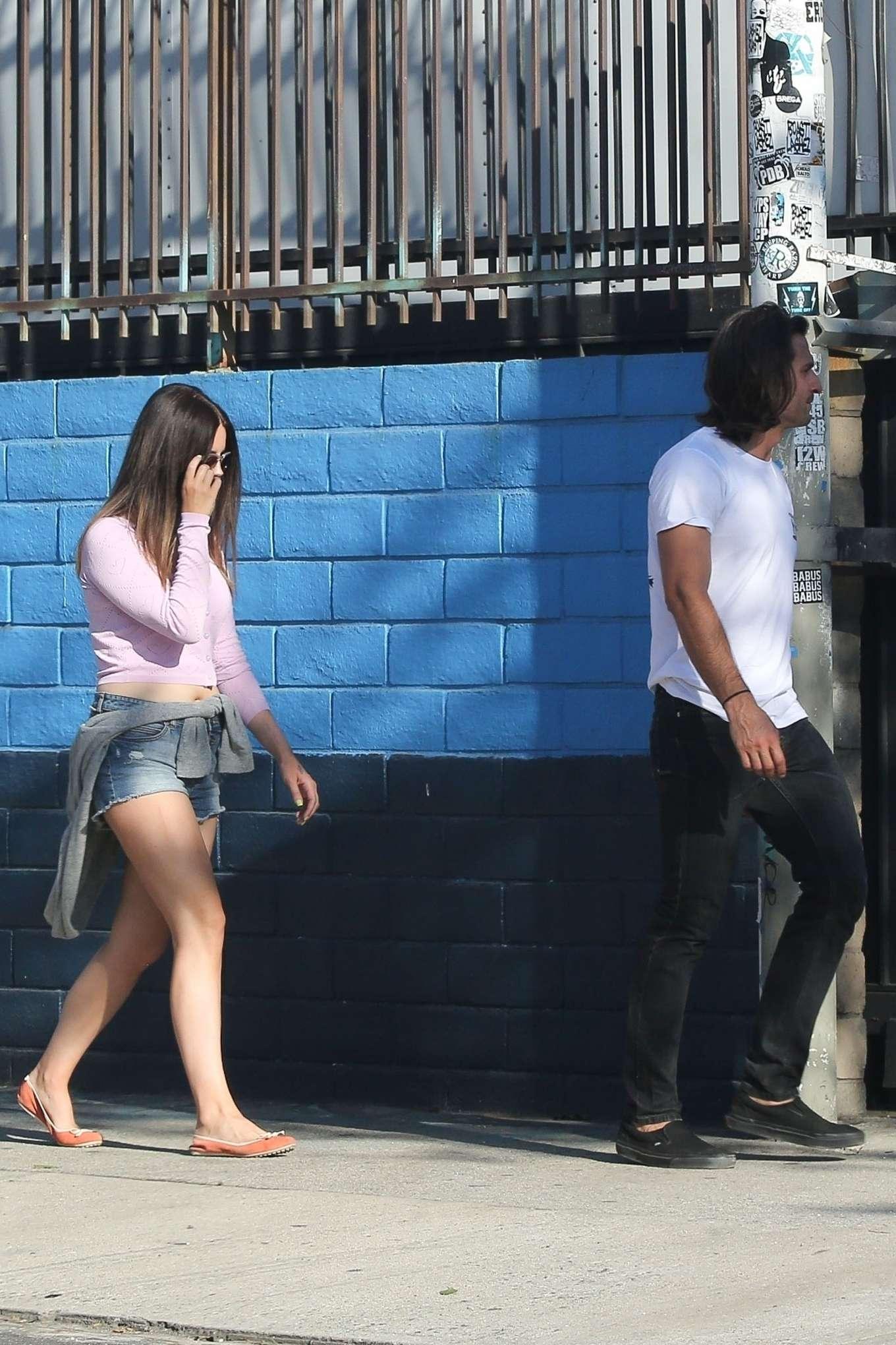 Lana Del Rey – Shoots a music video in Los Angeles-02