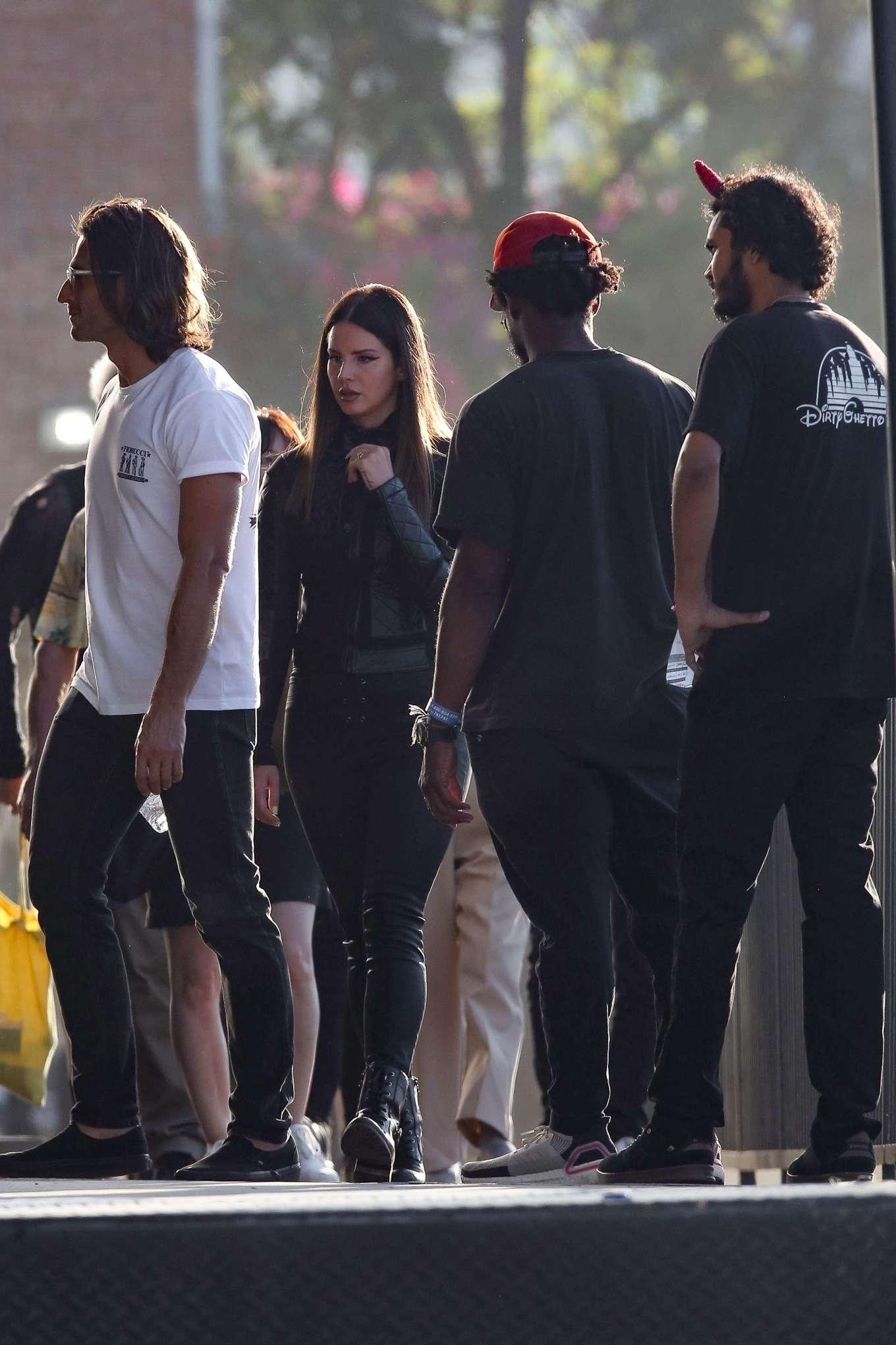 Lana Del Rey 2019 : Lana Del Rey – Shoots a music video in Los Angeles-15