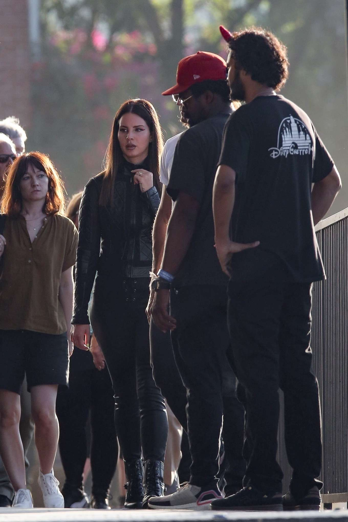 Lana Del Rey 2019 : Lana Del Rey – Shoots a music video in Los Angeles-35