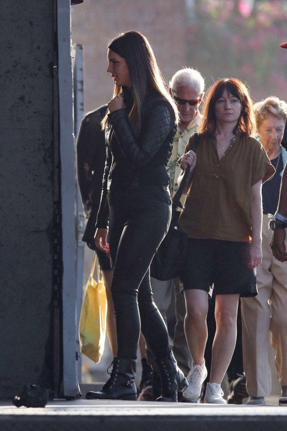 Lana Del Rey 2019 : Lana Del Rey – Shoots a music video in Los Angeles-36