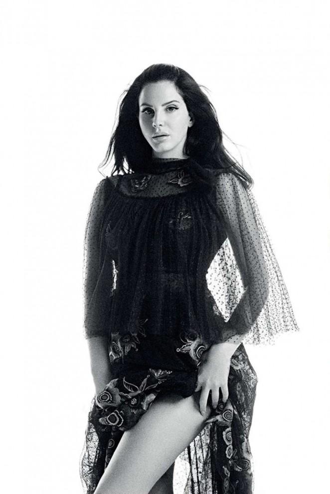 Lana Del Rey – Vogue Turkey Magazine (November 2015)