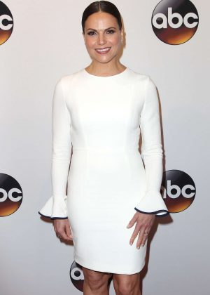 Lana Parrilla - 2016 ABC Upfront in New York