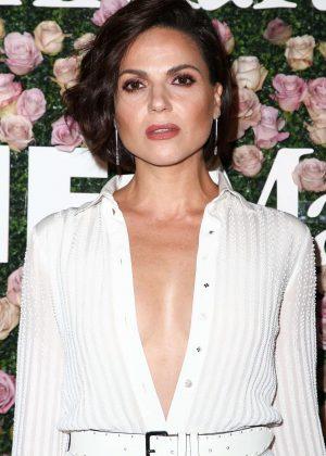 Lana Parrilla - 2017 Women In Film Max Mara Face of the Future Awards in LA