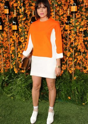 Lana Parrilla - 2018 Veuve Clicquot Polo Classic in Los Angeles